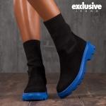 Боти с ефект чорап Marina