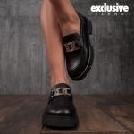 Обувки от естествена кожа Washington